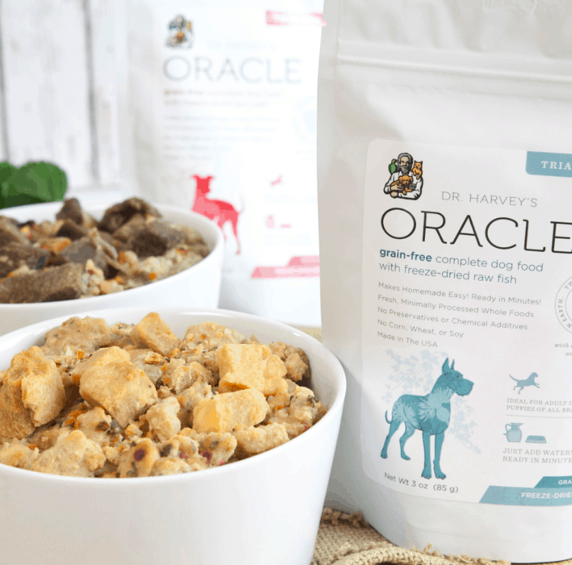 Oracle dog food for dogs