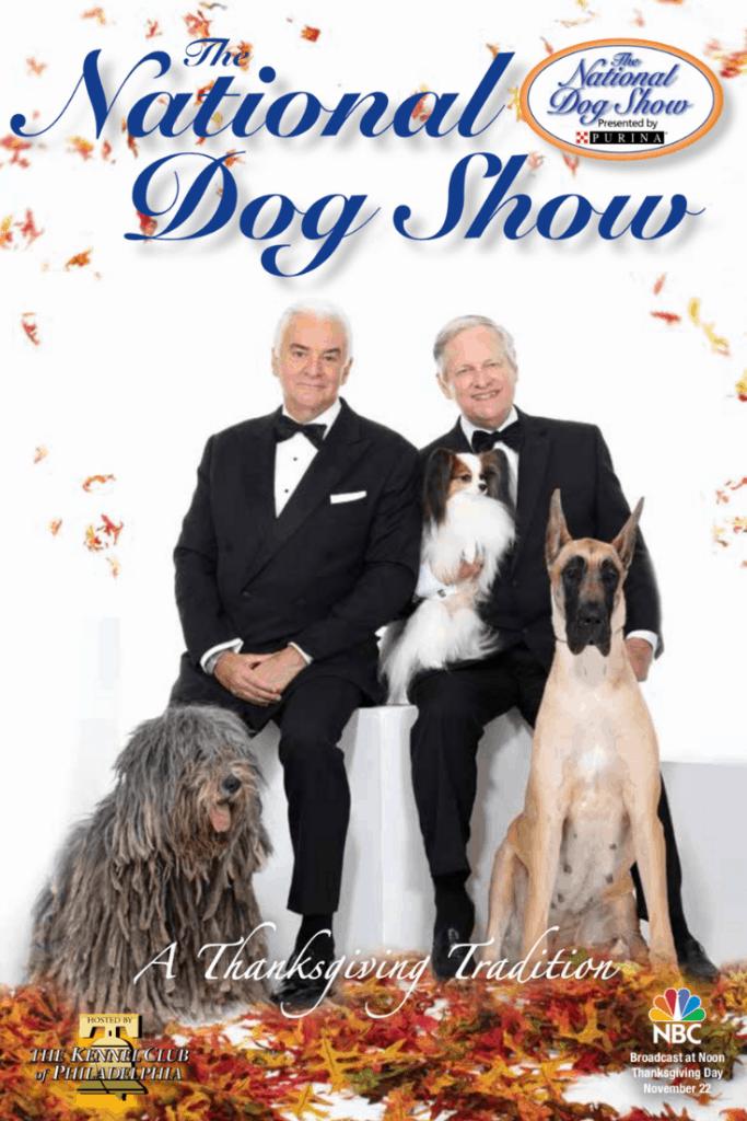 dog show program