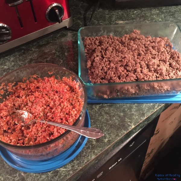 easy to make homemade dog food