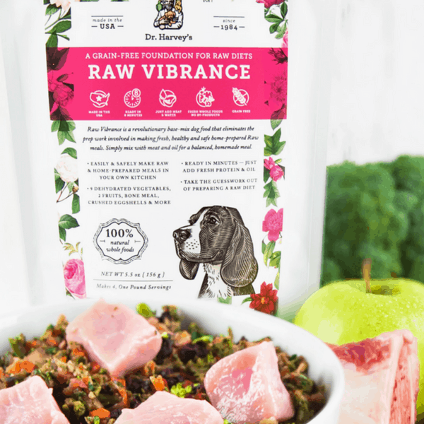 raw homemade dog food