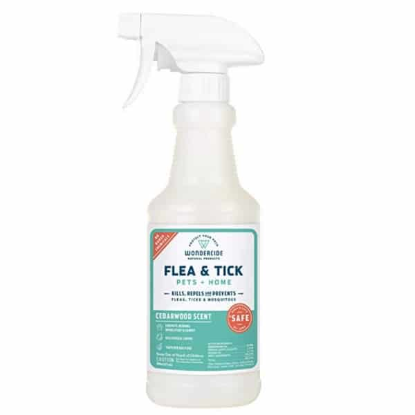 non chemical flea and tick preventative