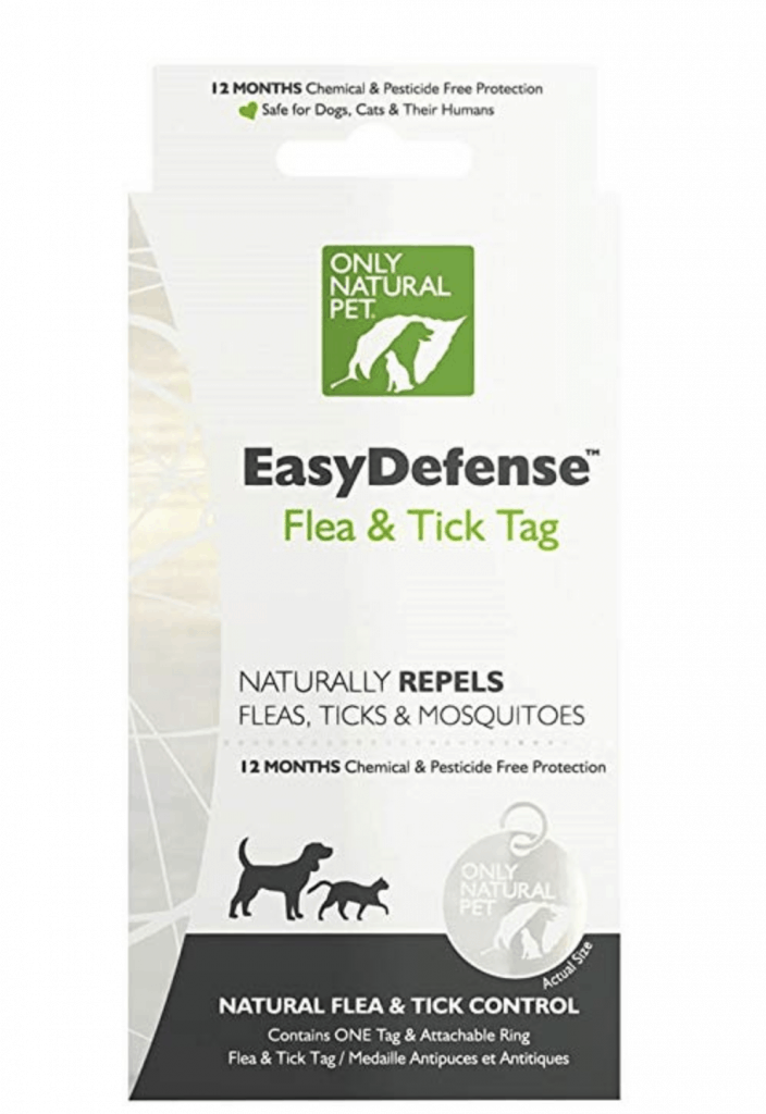 anti flea tag