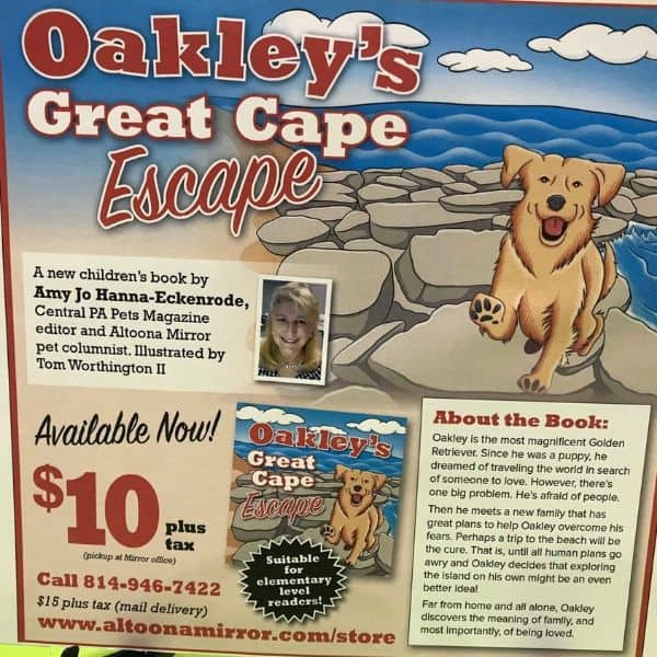 dog children's book