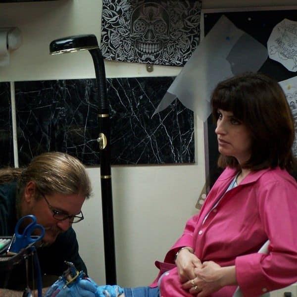 does a tattoo hurt