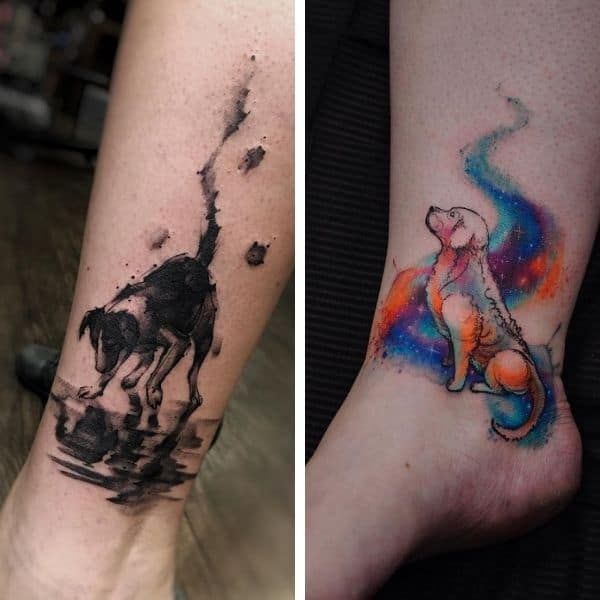 beautiful art tattoos