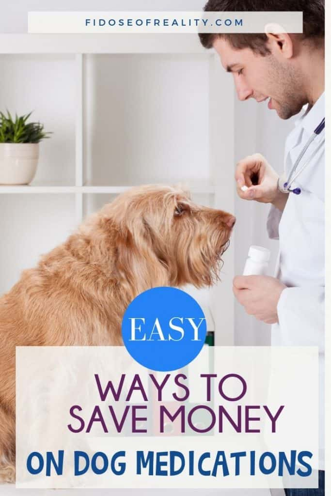 HOW TO SAVE MONEY ON DOG MEDICATIONS