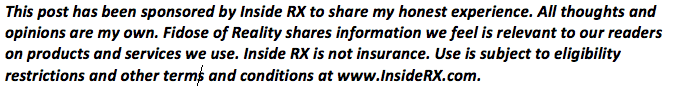 disclaimer Inside RX