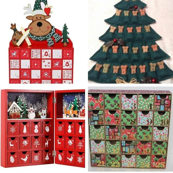 holiday advent calendars for dog