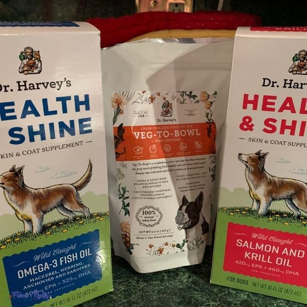 Dr Harvey's Health and Shine for dogs