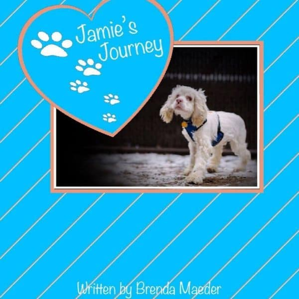 merle cocker spaniel book