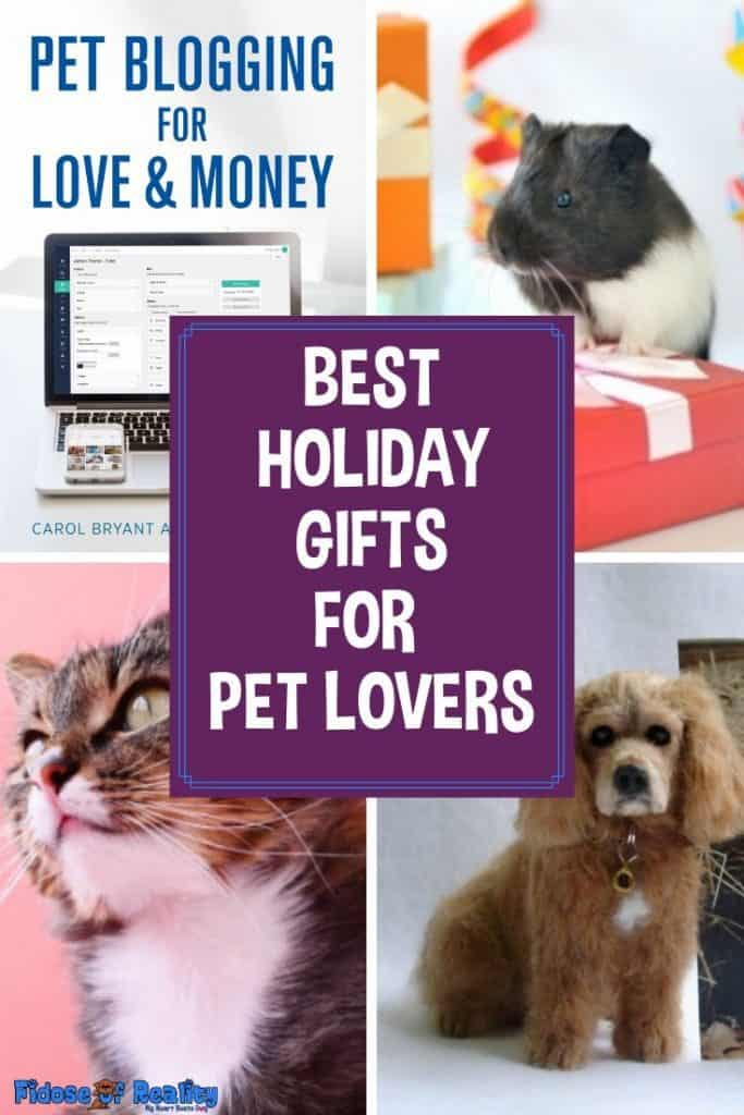 Best Holiday Gifts For Pet Lovers From Pet Experts