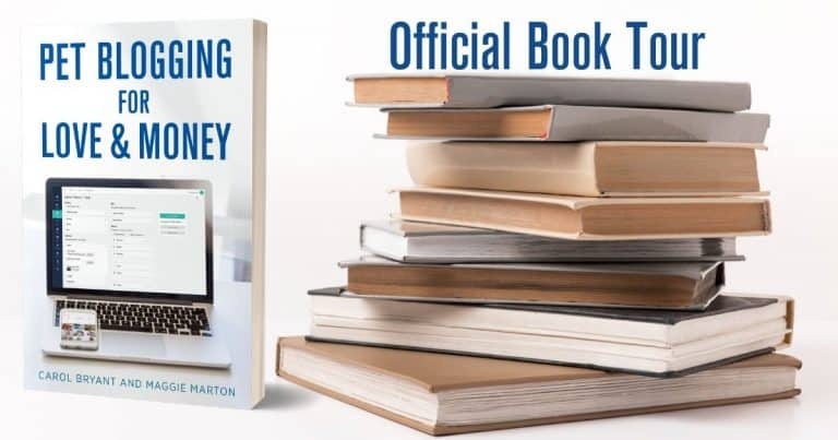 Pet Blogging For Love And Money Book Tour Giveaway