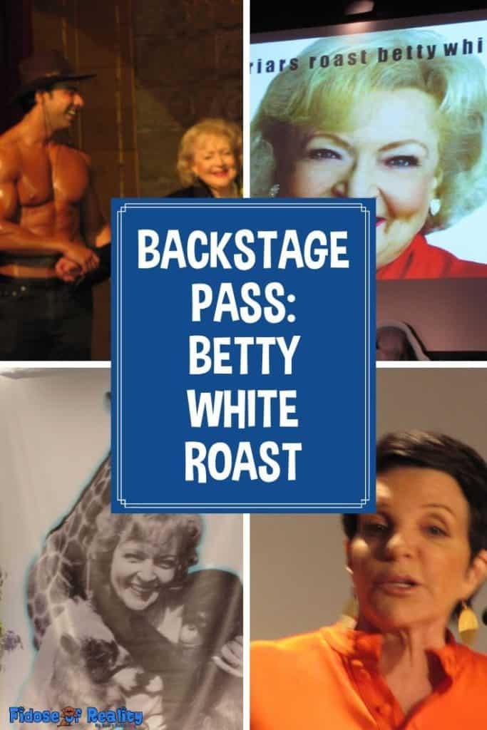 Betty White Friars Club Roast