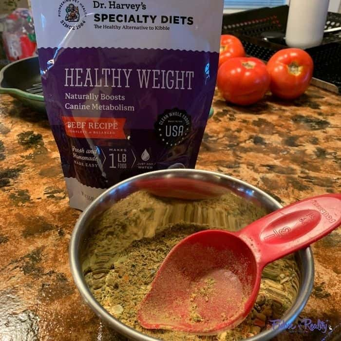 Healthy weight dog food for dog weight loss