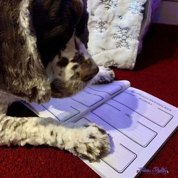 track dog health records with DogMinder