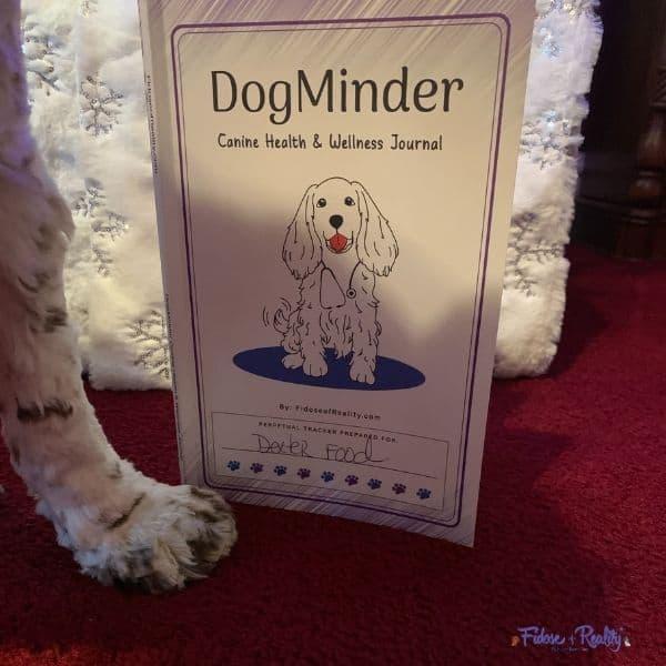 dog health record tracker
