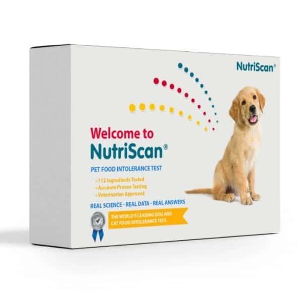 nutriscan test for dog food allergies