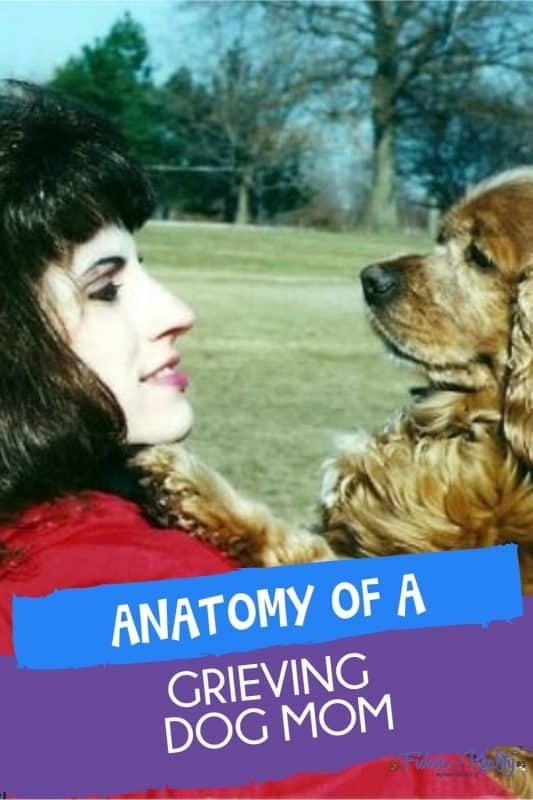 Anatomy of a grieving dog mom