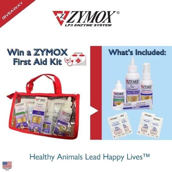 Zymox dog first aid kit